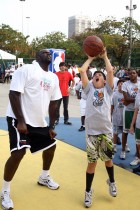Adonal Foyle, NBA legend and SO Brazil athlete