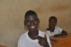 Camp Shriver Ouanaminthe, Haiti - Table Tennis