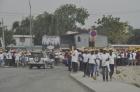 Tour of Port Au Prince Haiti - Cash for Work Crew