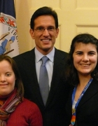 Rose visits House Majority Leader Eric Cantor