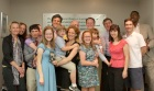 The Wright Family visits our staff at Special Olympics HQ in Washington, D.C.
