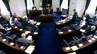 Inside the Seanad Eireann
