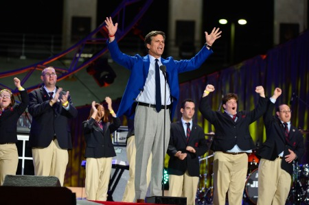 tim shriver and global messengers